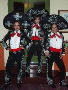 DIY 3 Amigos Costume Idea