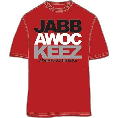 Jabbawockeez Dance Stack Logo Red T-shirt Tee