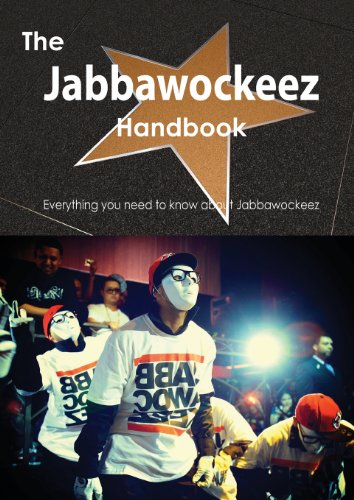 The Jabbawockeez Handbook - Everything You Need to Know about Jabbawockeez