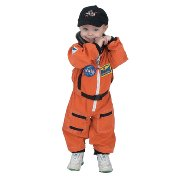 NASA Jr. Astronaut Suit /Child Costume