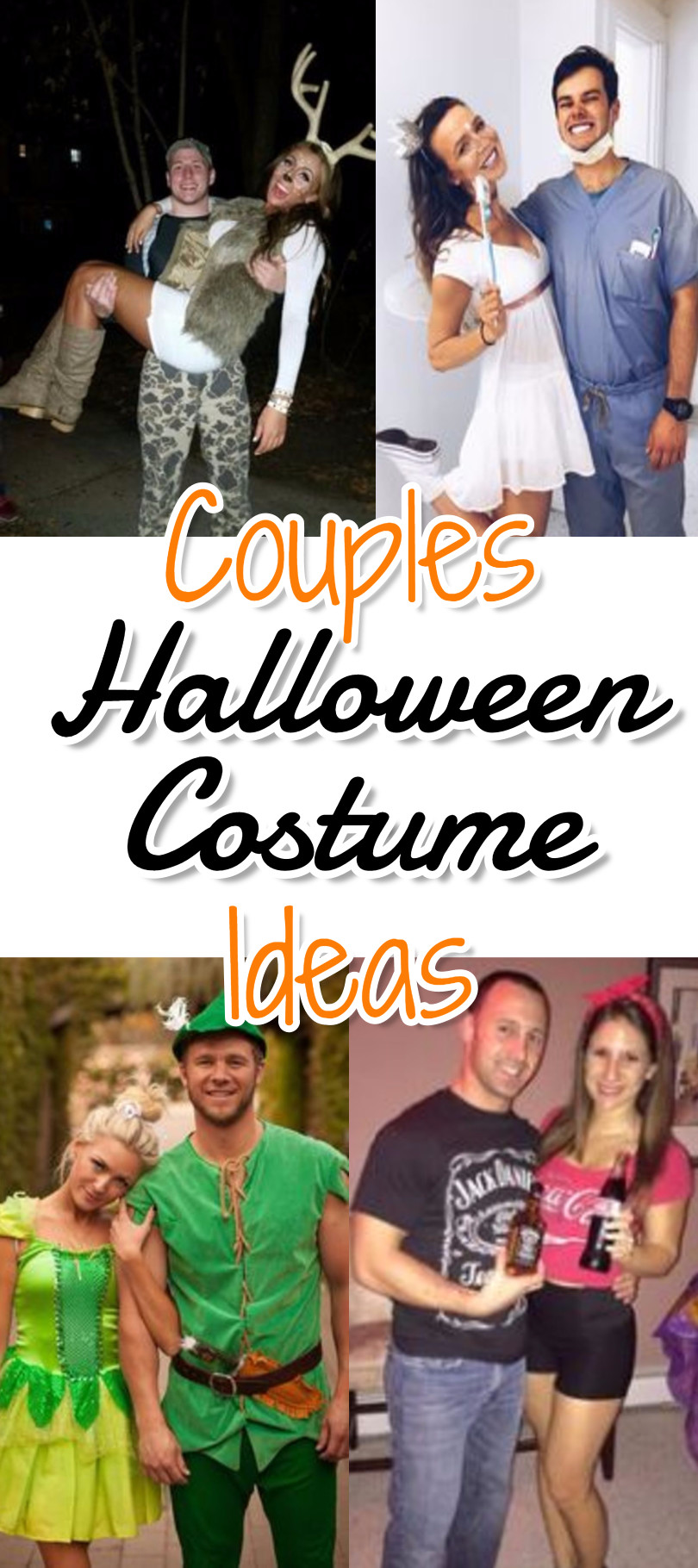 DIY Halloween costume ideas for couples - unique and FUN costume ideas for couples